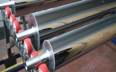 Repairing & coating of cylinder